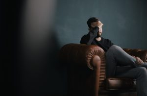 Counseling can help men explore their emotions