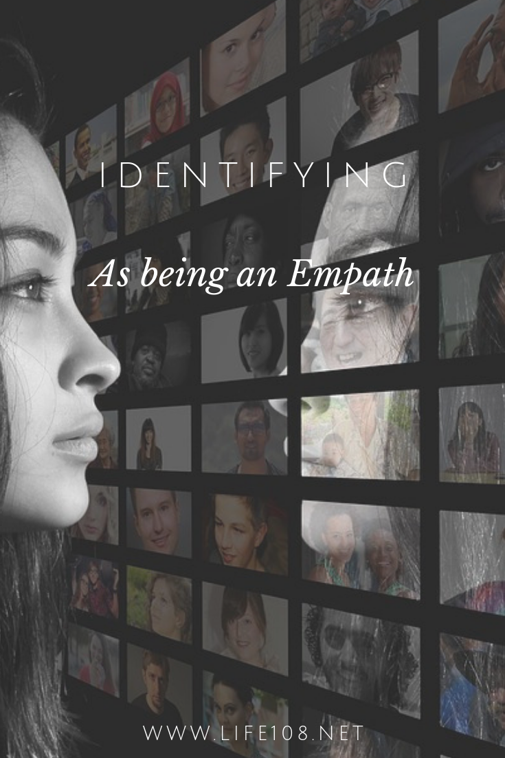 Identifying as an empath