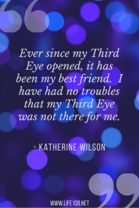 Ever since it opened, it has been my best friend. I have had no troubles that my Third Eye was not there for me.