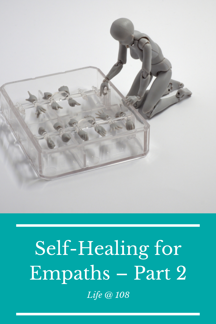 Self-Healing for Empaths – Part 2