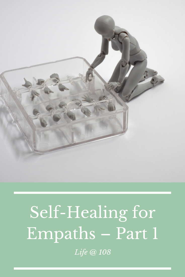 Self-Healing for Empaths – Part 1