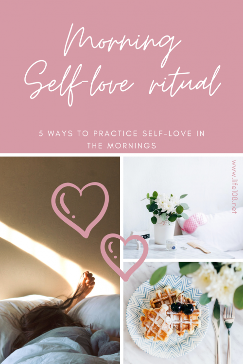 Morning Self-love Ritual – the Ultimate Start of Your Day.